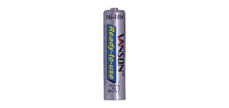 S4704A AAA Low Discharge NiMH Rechargeable Battery 4pk