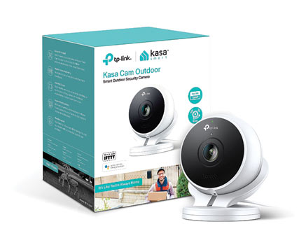 S9019 KC200 Kasa Cam Outdoor WiFi Camera