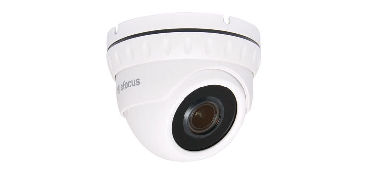 S9128B Vandal Resistant Vari-Focal IP66 Colour Dome Camera