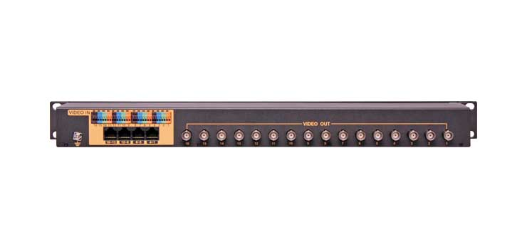 S9280 16 Channel UTP Passive Video Receiver