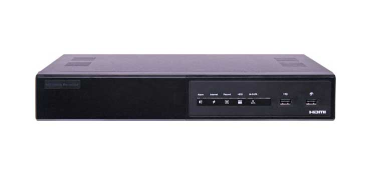 S9366 8 Channel 1080p Network Video Recorder