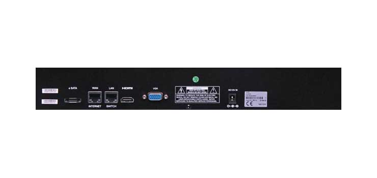 S9374A 16 Channel 1080p Network Video Recorder AVH316