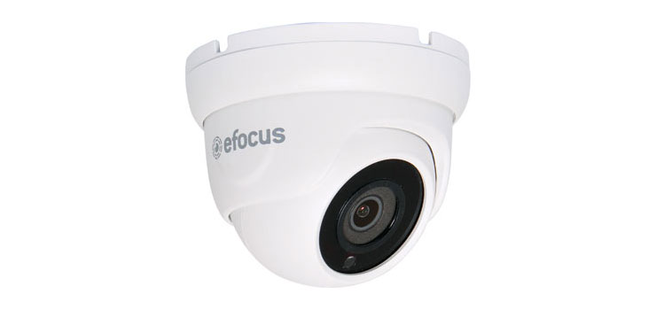 S9815A 5.0 Megapixel Weatherproof IP PoE Dome Camera