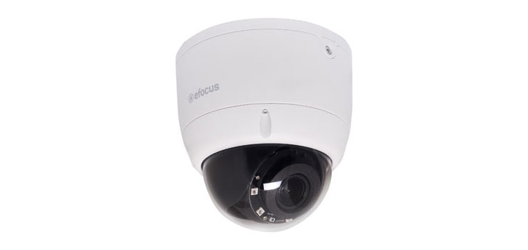 S9834A 12.0 Megapixel Motor Zoom IP Dome Camera