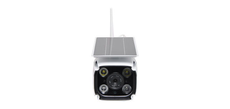 S9845 Low Power Solar Outdoor Wi-Fi IP Camera