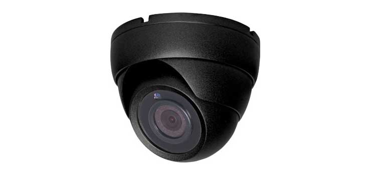 SB9115F IR Colour Dome Camera 720p Black 960H AHD