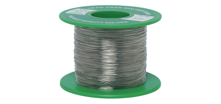 T1084 Lead Free Solder 1.5mm 250g Roll