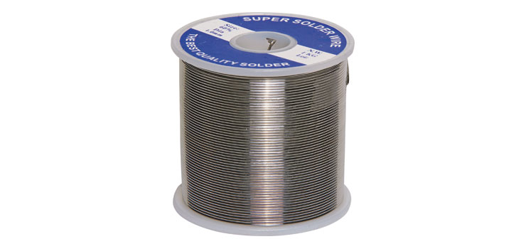 T1115 1.0mm 1kg Roll 60/40 Leaded Solder