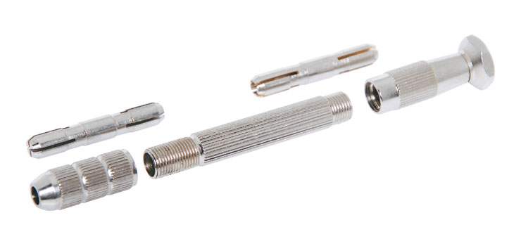 T2335 Stainless Steel Pin Vice