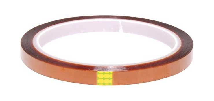 T2971 8mm x 33m High Temperature Polyimide Tape