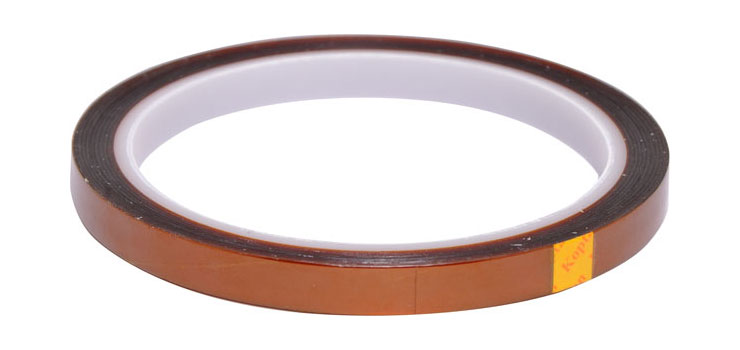 T2971A 8mm x 33m High Temperature Polyimide Tape