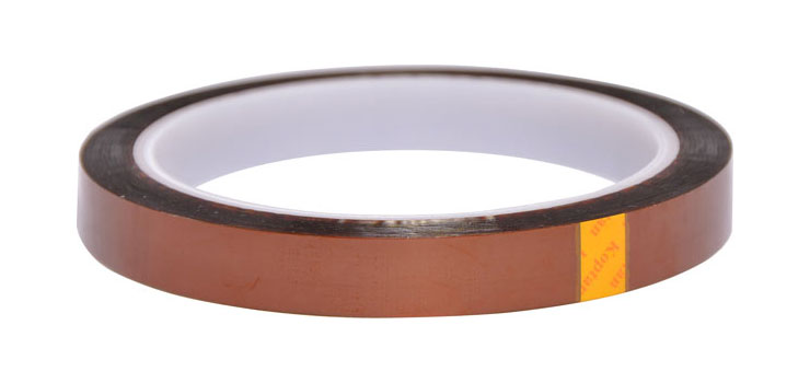 T2972A 12mm x 33m High Temperature Polyimide Tape