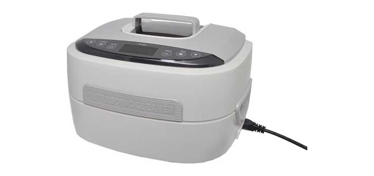 X0111A 60W Digital Display Heated Ultrasonic Cleaner
