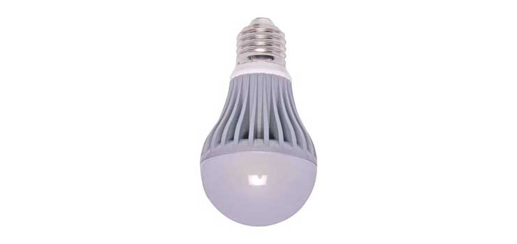 X2271 7W Screw Fitting 240V AC LED Light Globe