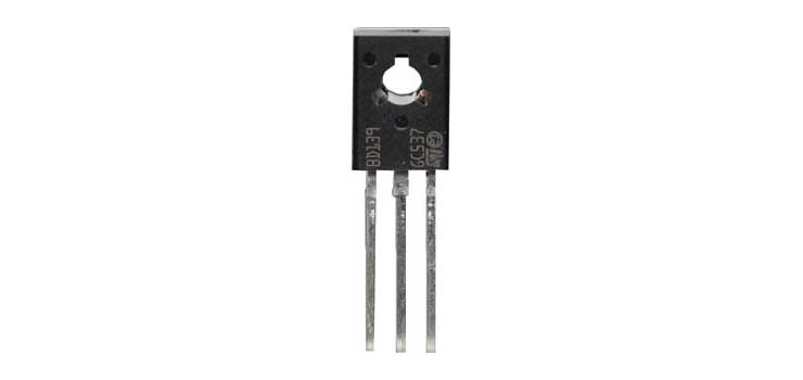 Z1068 NPN BD139 T0126 High Voltage Transistor