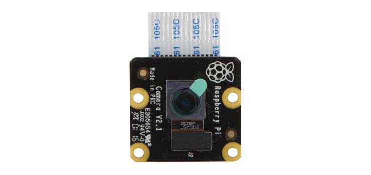 Z6306A 8MP NOIR RPI Camera to suit Raspberry Pi