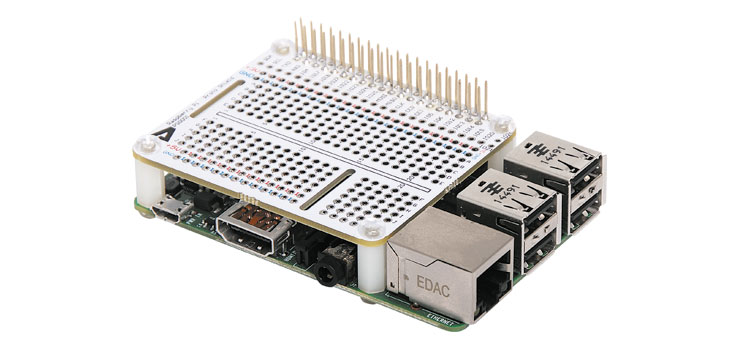 Z6307 Raspberry Pi Prototyping HAT