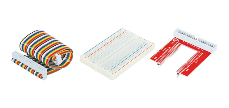 Z6344 Raspberry Pi GPIO Breakout Expansion Kit