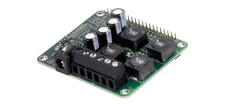 Z6404 Hifiberry Amp+ 25W Stereo Amplifier Module to suit Raspberry Pi