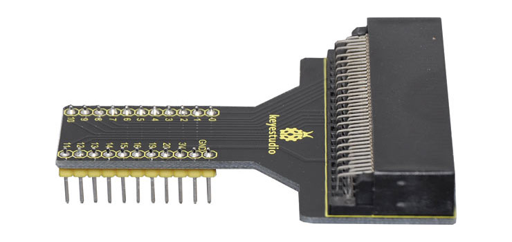 Z6460 Micro: bit Breakout T-Adaptor Shield