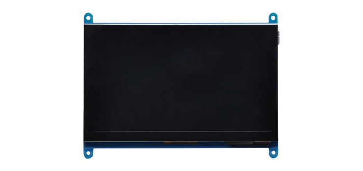 "Z6514 7"" LCD 800 x 480 HDMI Touchscreen For Raspberry Pi"
