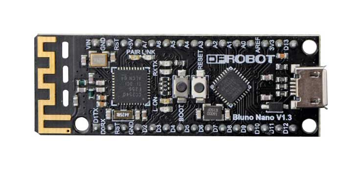 Z6532 DFR0296 Bluno Nano Arduino Nano With Bluetooth 4.0