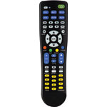 A1012A 6 in 1 Pre-Programmed / Learning Universal Remote Control