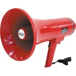 A1980B Megaphone PA Public Address 25W (35W Max) Red