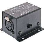 A2522 Line Isolation Transformer 10k ohms to 600 ohms XLR