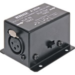 A2524 Line Isolation Transformer 10kΩ to 10kΩ XLR