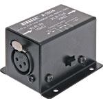 A2524 Line Isolation Transformer 10k ohms to 10k ohms XLR