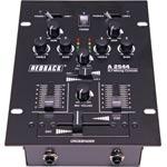 A2544 2 Channel 4 Input DJ Mixer