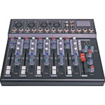 A2651 6 Channel Mixing Desk With USB Playback