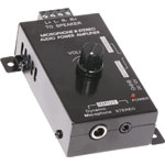 A3043 Dual Input 15W Stereo Amplifier