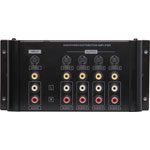 A3126 4 Way Composite/S-Video AV Distribution Amp