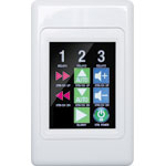 A6500 Programmable Universal Touchscreen Wallplate