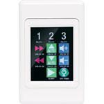 A6500A Programmable Universal Touchscreen Wallplate
