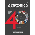 B0216 Altronics 2016/17 Build It Yourself Electronics Catalogue