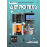 B0221 Altronics 2021/22 Build It Yourself Electronics Catalogue