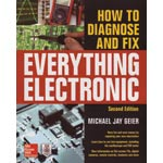 B2418A How To Diagnose And Fix Everything Electronic Book 2nd Edition