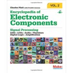 B2447 Encyclopedia of Electronic Components Volume 2 Book