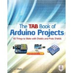 B2465 Tab Book Of Arduino Projects