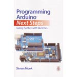 B2467 Programming Arduino Going Further With Sketches Book