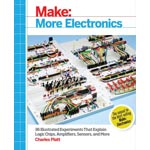 B2471 Make More Electronics Book