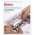 B2472A Make Electronics - Second Edition Book