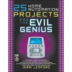 B2481 Home Automation Projects For The Evil Genius Book