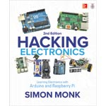 B2496A Hacking Electronics With Arduino & Raspberry Pi. 2nd Ed.