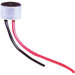 C0173 10mm 60dB Omni-Directional Electret Mic Insert with Fly Lead