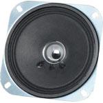 C0616 100mm 5W 4/8 Ohm Paper Cone Speaker