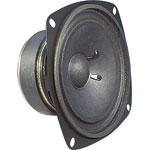 C0635 100mm 15W 8 Ohm High Efficiency Paper Cone Speaker